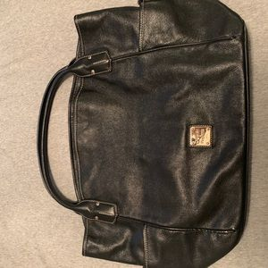 Dooney and Burke leather tote